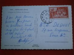 FRANCE TIMBRE 997 LEGION HONNEUR LETTRE ENVELOPPE ENV CARTE CP COVER LETTER - 1921-1960: Moderne