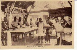 GABON REPASSAGE DE LIBREVILLE - Gabon
