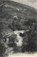 Les Villars (Les Villards, Haute-Savoie) - Le Pont De L'Envers - Edition Ad. Pariot - Francia