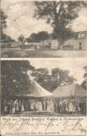 1904 - NIEDERWEIDEN, Stempel LASSEE, Bez. Ganserndorf - Gänserndorf