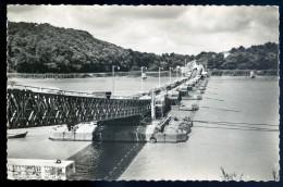Cpsm La Roche Bernard Le Port De Bateaux Sur La Vilaine   JIP59 - La Roche-Bernard