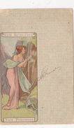 CPA Publicitaire Vals Précieuse Source Vals St Jean Art Nouveau Style A. MUCHA Illustrateur - Publicidad