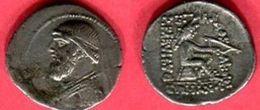 §  MITHRIDATE II DRACHME  ( S 7367) TB+ 125 - Orientales