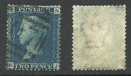 Great Britain 1858/69 Michel 17 ? O - 1840-1901 (Victoria)