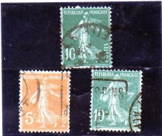 B - 1921 Francia - Seminatrice (fondo Unito) - France