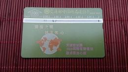 Phonecard Taiwan - Taiwan (Formose)