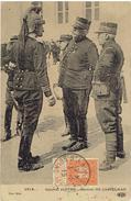 - 1914 - Général JOFFRE - Général DE CASTELNAU - ELD - Guerre 1914-18