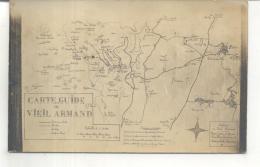 Carte Guide Du Vieil Armand (Hartmannswilkopt) - Non Classificati