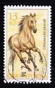Tschechische Republik 2013, Michel# 784 O Chlumetzer Horse (Equus Ferus Caballus) - Czech Republic
