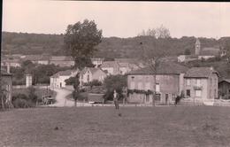 Photo Carte 14,3x9,1 Cm EULMONT Entrée Du Village - Autres Communes