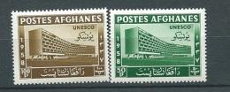 Afghanistan  - Yvert N° 481 / 482  **   2 Valeurs -  Cw2906 - Afghanistan