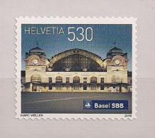 2016 Schweiz Mi.  2475**MNH   Basel SBB - Ungebraucht