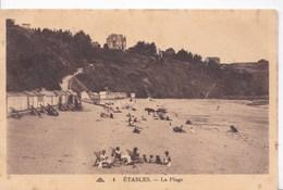Carte Postale                     ETABLES         La Plage - Etables-sur-Mer