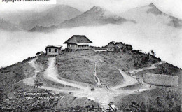 CPA  Nouvelle  Guinée Mission Catholique - Guinée Equatoriale