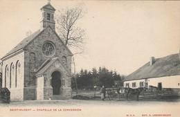 Saint Hubert Chapelle De La Conversion Attelage Edit. G. Lonnoy Maury - Saint-Hubert