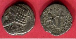 § PARTHES  GOTARZES II  TETRADRACHME ( S 5791 ) TB+  185 - Orientales