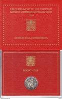 2 Euro Commémorative BU VATICAN 2016 Jubilé De La Miséricorde En Coffret BU Neuf - Vaticano (Ciudad Del)