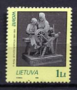 Lithuania 1995 Lituania / Europa CEPT Peace & Freedom MNH Paz Libertad / Jm11  5 - Europa-CEPT