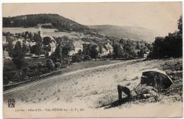 Val Suzon Bas : La Sieste.... (Editeur Louis Venot, Dijon, LV N°416bis) - Altri Comuni