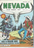 NEVADA  N° 463   - LUG  1986 - Nevada