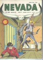 NEVADA  N° 493   - LUG  1988 - Nevada