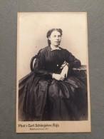 CDV - Phot. V. Carl Schonjahnn, Riga 1868 - Photos