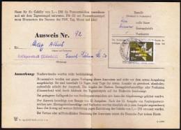 Germany Heiligenstadt Eichsfeld 1958 / Post Stamps Editions Order - Germania