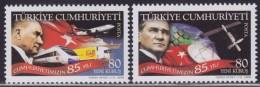 LR78. Turkey, 2008, 85th Anniversary Of The Republic Of Turkey, MNH (**) - 1921-... République