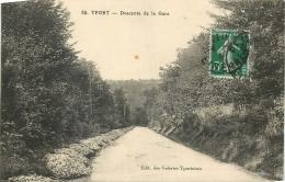 76 YPORT DESCENTE DE LA GARE - Yport