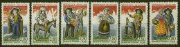 FRANCE 1995-Personnages Célèbres: Les Santons De Provence-n° Y&T 2976à81 Timbre Neuf-MNH-cote 9,00 Euros - Frankreich