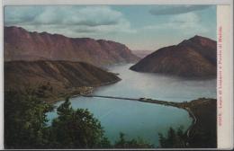 Lago Di Lugano E Punta Di Melide - Photo: Wehrli No. 6005 - TI Tessin