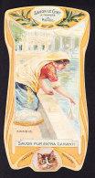 CHROMO Savon Le Chat A Travers Le Monde L' Arabie Calendrier 1905 1906 Goossens Art Nouveau - Chocolate