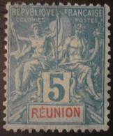 Réunion - YT 35 Neuf - Réunion (1852-1975)