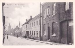 Helchin-Rue De L´Eglise - Espierres-Helchin - Spiere-Helkijn