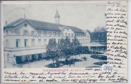 NIEDERBRONN--KURHAUS - Niederbronn Les Bains
