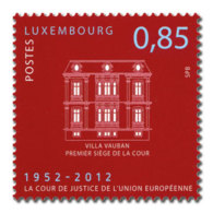 Luxembourg 2012 Mih. 1955 European Court Of Justice MNH **