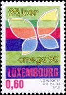 Luxembourg 2015 Mih. 2033 Omega 90 Palliative Care Foundation MNH ** - Luxemburgo