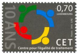 Luxembourg 2016 Mih. 2081 Centre For Equal Treatment MNH **