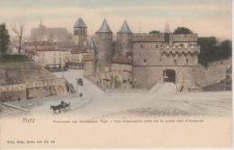 57 - METZ - NELS SERIE 104 N° 48 - PORTE DES ALLEMANDS - Metz