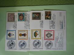1040 Österreich, Ballonpost - 26. Bis 29. Weihnachts-Ballonpost (4),  Kein Porto, Siehe Abbildung, Nur PayPal - Balloon Covers