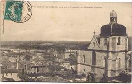 LES SABLES D'OLONNE - Vue Générale Des Sables, Prise De La Passerelle Des Nouvelles Galeries - Sables D'Olonne