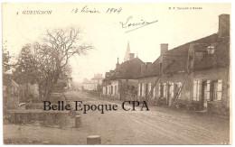 71 - GUEUGNON +++++ B. F., Chalon, #4 +++++ 1904 ++++ - Gueugnon