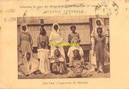CPA COLLECTION DES VUES DES MISSIONS M'ARISTES D'OCEANTE ILES FIDJI FIJI LEPROSERIE DE MAKOGAI - Fidji