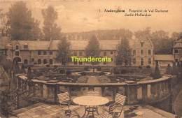 CPA  AUDERGHEM PROPRIETE DE VAL DUCHESSE  JARDIN HOLLANDAIS - Auderghem - Oudergem