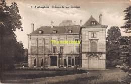 CPA  AUDERGHEM CHATEAU DE VAL DUCHESSE - Auderghem - Oudergem