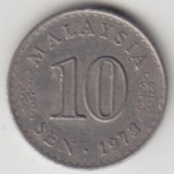 @Y@   Maleisië     10  Sen   1973     (4106) - Malaysie