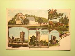 1246 AK Hochwald, **, Kein Porto, Siehe Abbildung, Nur PayPal - Rhein-Hunsrueck-Kreis