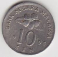 @Y@   Maleisië     10  Sen   1996     (4131) - Maleisië