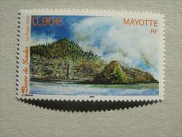 MAYOTTE   P 153 * *    LA BAIE DE SADA - Neufs