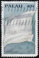 "PALAU - Scott #335c & 335g International Stamp Exhibition ""PHILAKOREA '94"", Seoul / Used Stamp - Palau"
